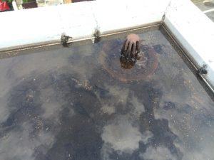 詰まってしまった排水口例