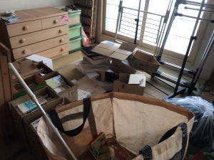 和室の掃除